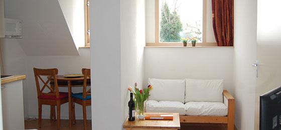 Comfortabel genieten in appartementen